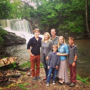My family in NC. Thanks for snapping this pic DeWitts