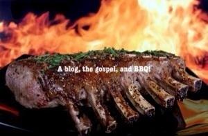 BBQ, blogging, gospel
