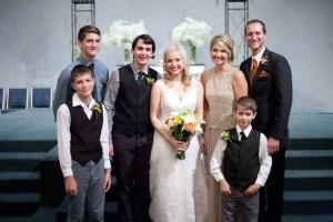 Sidney and Kaylee's wedding. 12.13.13