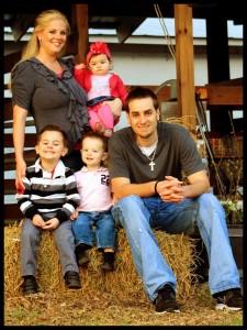 Louis T family