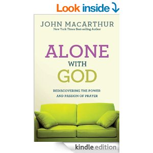 John McArthur Alone With God