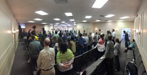 This is the community of disciples I am blessed to be celebrating with this weekend!