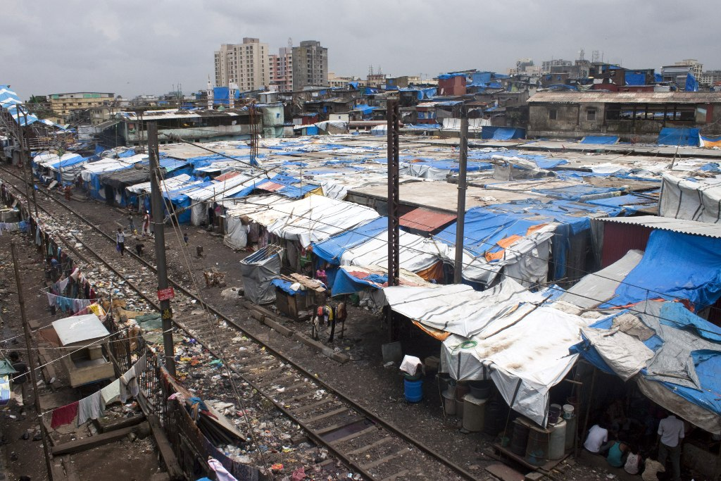 The-Problem-of-Slums-in-India